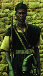 Naaba Sagha, Interim Emperor of the Mossi Kingdom