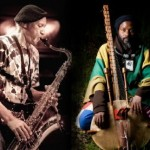 Charles Neville and West African Harpist Youssoupha Sidibe