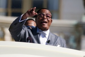 Farrakhan speaks Justice or Else