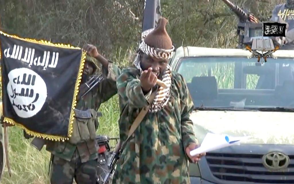 Boko Haram leader, Abubakar Shekau.
