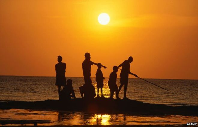 Australian Fishermen
