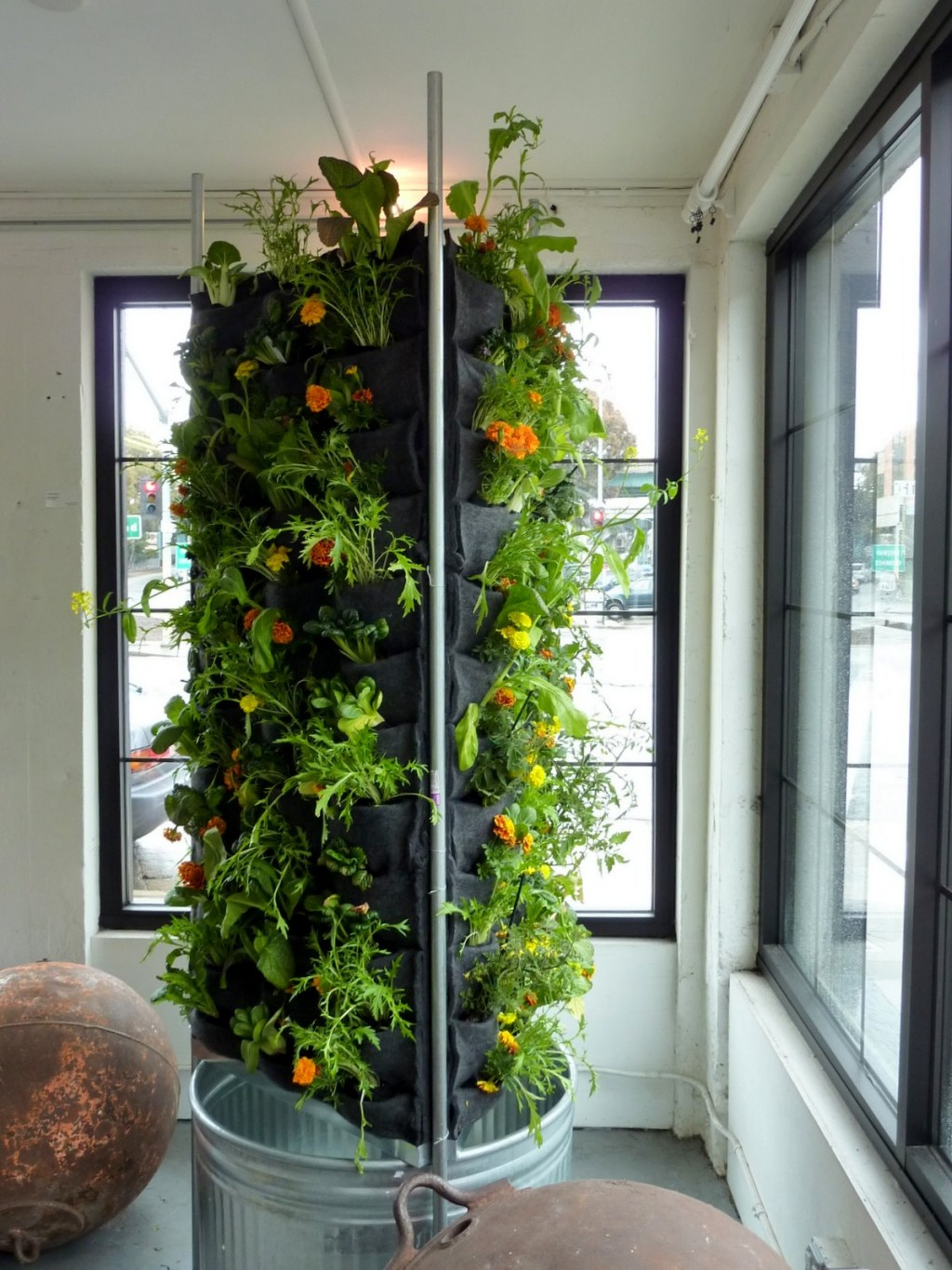 Small vertical vegetable garden plans - The Sunnyside Magazine Online Before You Plant The Top 5