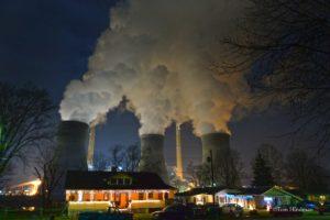 Nuclear Power Plant WV Amos