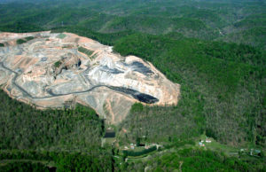 mountaintop removal mine wv cc