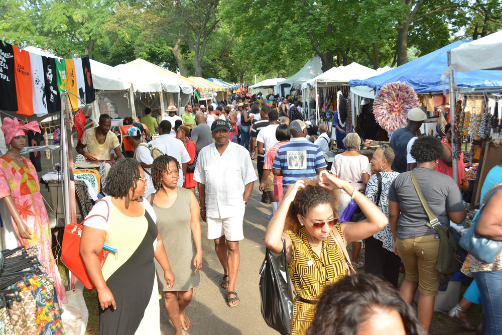 African Fest Marketplace