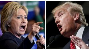 Hillary Clinton VS Donald Trump rack up additional wins