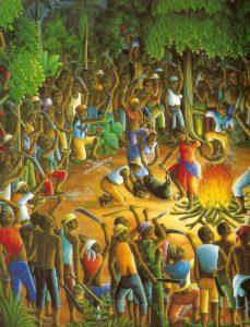 Bois Caiman Ceremony