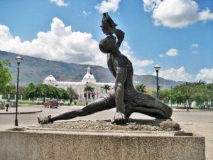 Haitian-Revolution-Neg Maron Statue